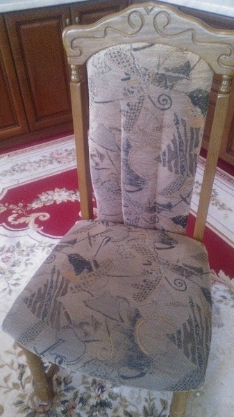 Химчистка стульев до