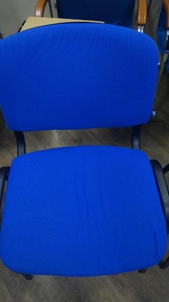 Химчистка стульев после