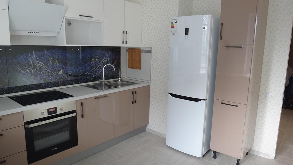 Фото кухни после