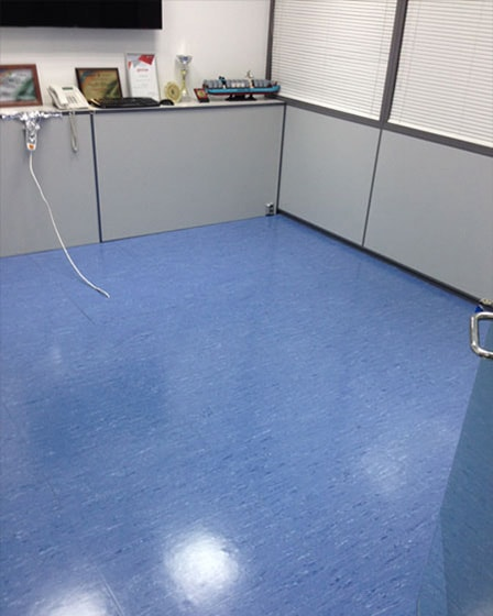 Фото Уборка офиса после