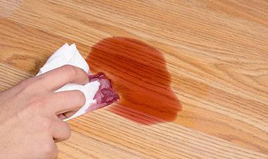 Как отмыть кровь